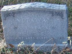 Annie Beatrice <I>Magee</I> Attaway