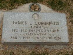 James Lawrence Cummings
