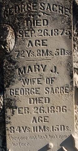 George Sacre