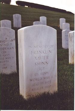 Franklin Xavier Shinn
