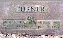 "Adella ""Della"" <I>King</I> Turner"