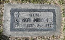 Joseph Johnson, Jr