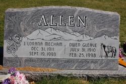 Owen Gleave Allen