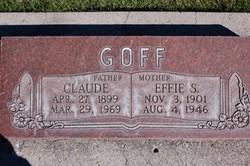 Claude Goff