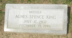 Agnes <I>Spence</I> King