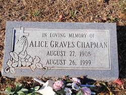 Alice <I>Graves</I> Chapman
