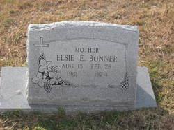 Elsie E <I>Hubbard</I> Bonner