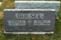 Ruby Eunice <I>Doud</I> Boesel