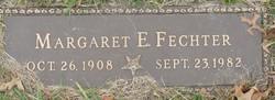 Margaret E. <I>Harbaugh</I> Fechter