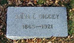 Anna Lefforts <I>Berkley</I> Giggey