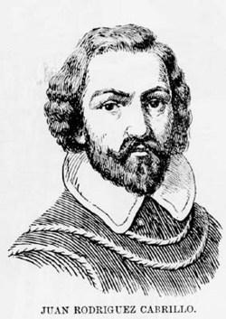 a biography of juan rodriguez cabrillo the portuguese explorer On this day in 1542, the spanish explorer juan rodriguez cabrillo discovers san   portuguese explorer juan rodriguez cabrillo sails into present-day san.