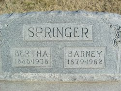 Bertha Ophelia <I>Thompson</I> Springer