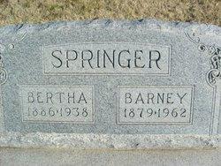 "Barney DeCalb ""Barn"" Springer"