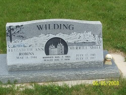 Merrill Shill Wilding