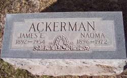 Susan Naoma <I>Tabor</I> Ackerman