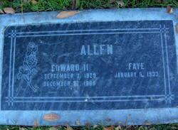 Edward Bert Allen, II