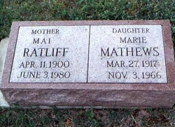 Marie Mathews