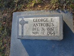 George Edward Antrobus