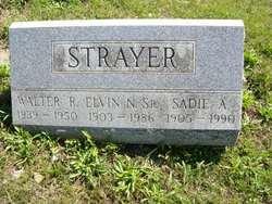 Sadie A. Strayer