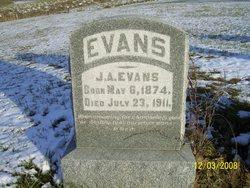 James Andrew Evans