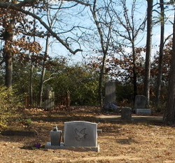 W. W. Brooks Family Cemetery