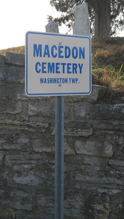 Macedon Cemetery