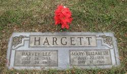 Harvey Lee Hargett