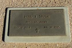 Paul F Siuta