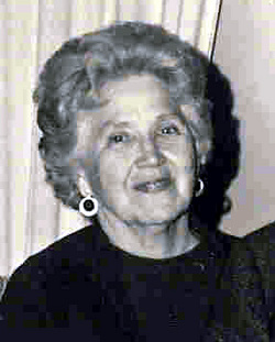 Beulah Doris <I>Jones</I> Williams
