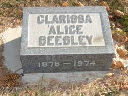 Clarissa A. Beesley