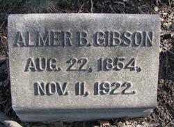 Almer B Gibson