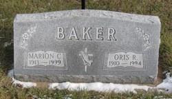 Marion Catherine <I>Hedberg</I> Baker