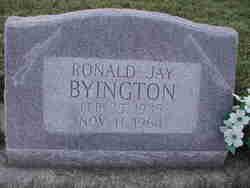 Ronald Jay Byington