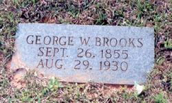 George W. Brooks