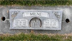 Orval Milne