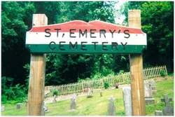 Saint Emerys Cemetery