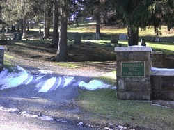 Evergreen Hill Cemetery