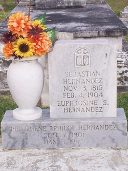 "Philomene ""Philo"" Hernandez"
