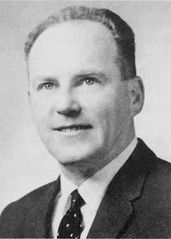 Judge Donald T Dorsey
