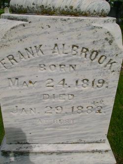 Frank Michael Albrook