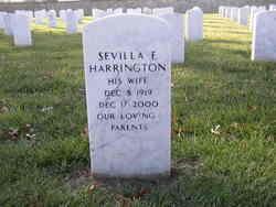 Sevilla Fern <I>Oliphant</I> Harrington