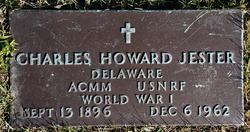 Charles Howard Jester