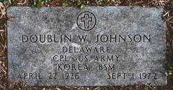 Doublin W. Johnson