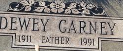 Dewey Carney
