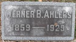 Werner Bernard Ahlers