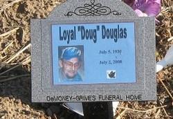 """Lerland Loyal """"Loyal / Doug"""" Douglas"""
