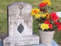 Auguste Hernandez, Sr