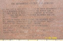 Seltonright Cemetery