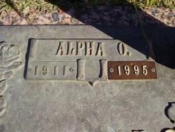 Alpha Omega <I>Coan</I> Ashton