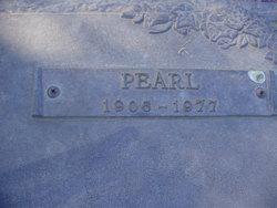 Annie Pearl <I>Daniel</I> Blair